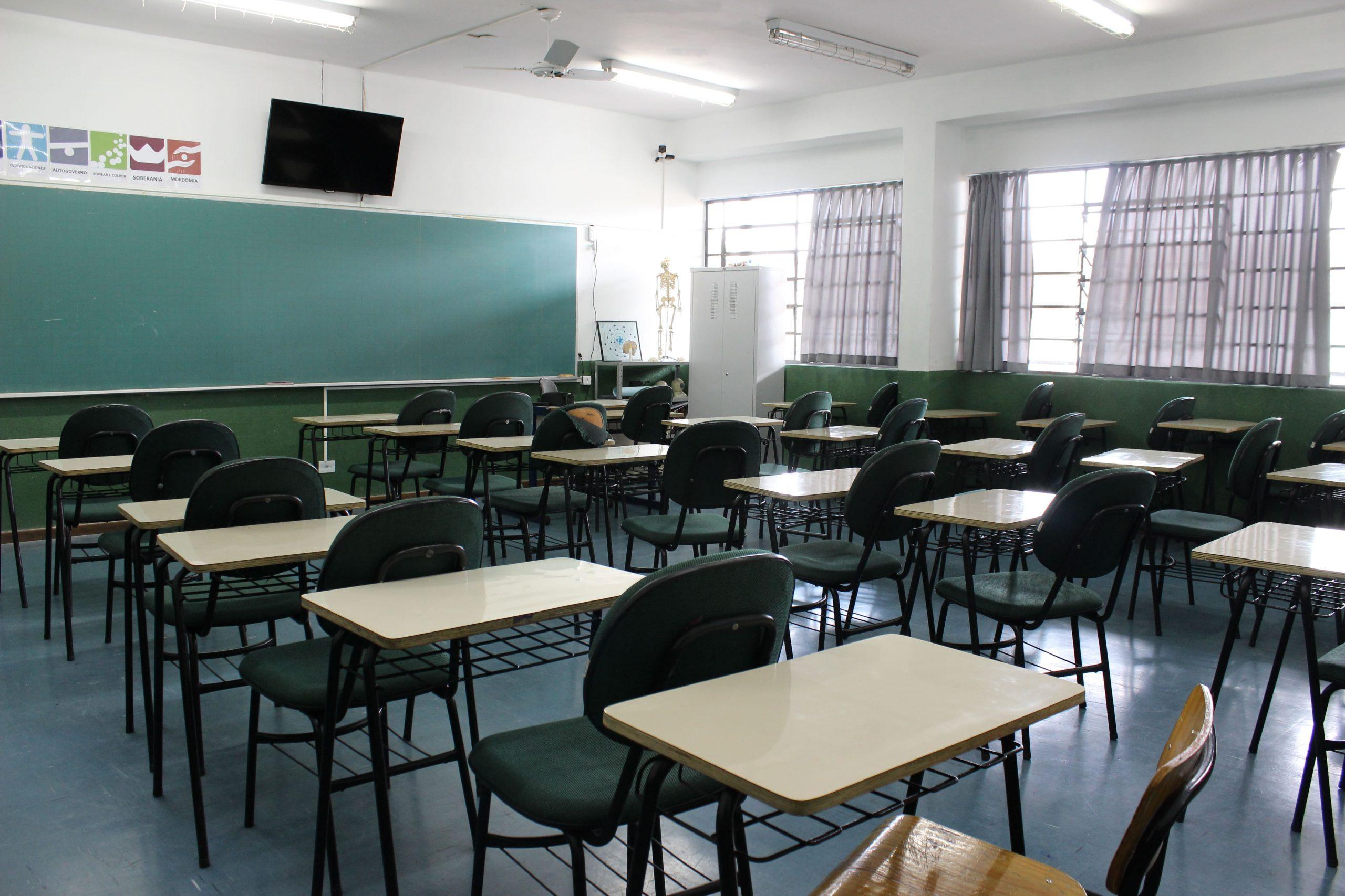 sala de aula ceduca